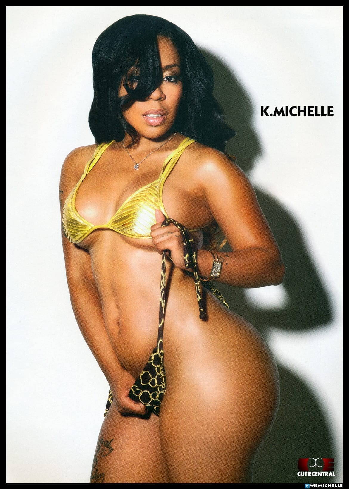 K michelle king magazine
